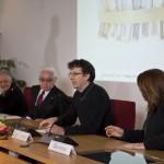 Premiazione, Milano Palazzo Reale, 9 aprile 2013 - L'intervento dell'Assessore alla Cultura di Milano Filippo del Corno