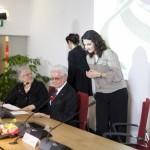 Premiazione. Milano Palazzo Reale, 9 aprile 2013 - Antonia Angelone - Menzione speciale