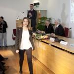 Premiazione. Milano, Palazzo Reale - Livia Falco, Menzione speciale